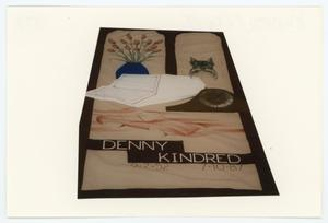 Primary view of object titled '[AIDS Memorial Quilt Panel for Denny Kindred]'.