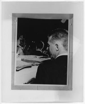 Primary view of object titled '[Stan Kenton at a Piano]'.