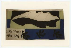 Primary view of object titled '[AIDS Memorial Quilt Panel for James McRee]'.