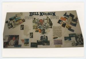 Primary view of object titled '[AIDS Memorial Quilt Panel for Bill Nelson]'.