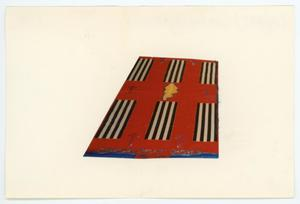 Primary view of object titled '[AIDS Memorial Quilt Panel for Charles Phillip Dabney]'.