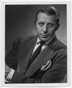 Primary view of object titled '[Portrait of Stan Kenton]'.