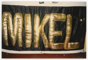 Primary view of object titled '[Quilt Panel for Mikel]'.