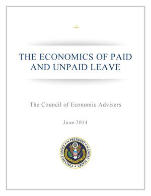 Primary view of object titled 'The Economic Effects of Paid and Unpaid Leave'.