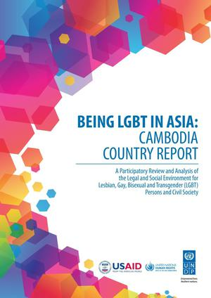 Primary view of object titled 'Being LGBT in Asia: {{{country}}} Country Report'.