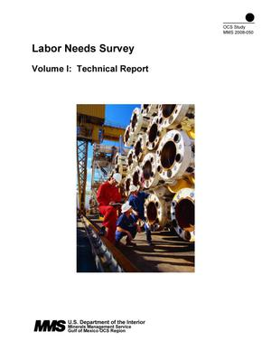 Primary view of object titled 'Labor Needs Survey'.