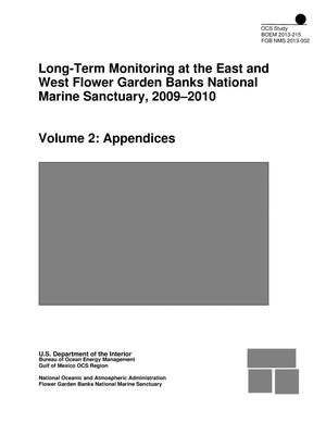 Primary view of object titled 'Long-Term Monitoring at the East and West Flower Garden Banks National Marine Sanctuary, 2009-2010'.