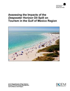 Primary view of object titled 'Assessing the Impacts of the Deepwater Horizon Oil Spill on Tourism in the Gulf of Mexico Region'.