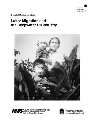 Primary view of object titled 'Labor Migration and the Deepwater Oil Industry'.