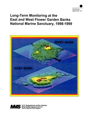 Primary view of object titled 'Long-Term Monitoring at the East and West Flower Garden Banks National Marine Sanctuary, 1998-1999'.