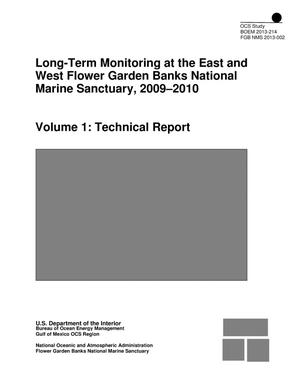 Primary view of object titled 'Long-Term Monitoring at the East and West Flower Garden Banks National Marine Sanctuary, 2009-2010, Volume 1: Technical Report'.