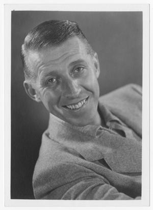 Primary view of object titled '[Headshot of Stan Kenton]'.
