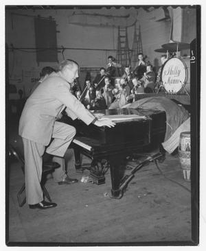Primary view of object titled '[Stan Kenton's orchestra]'.