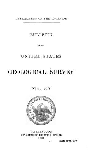 Primary view of object titled 'The Geology of Nantucket'.