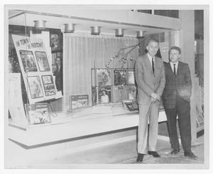 Primary view of object titled '[Stan Kenton and Don Ellis]'.
