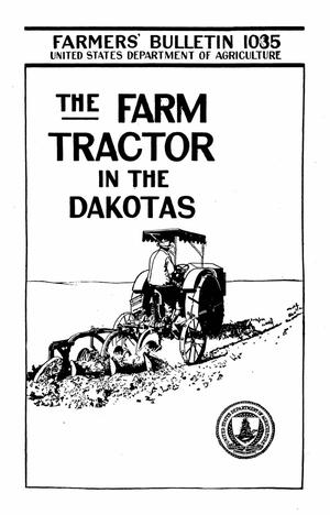 Primary view of object titled 'The Farm Tractor in the Dakotas'.
