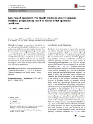 Generalized parameter-free duality models in discrete minmax fractional programming based on second-order optimality conditions