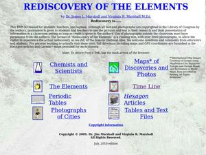Primary view of object titled 'Rediscovery of the Elements'.