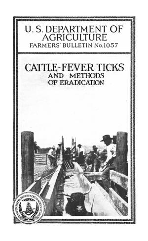 Primary view of object titled 'Cattle-Fever Ticks and Methods of Eradication'.