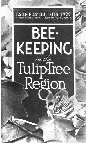 Primary view of object titled 'Beekeeping in the Tulip-Tree Region'.