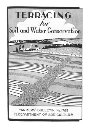 Primary view of object titled 'Terracing for Soil and Water Conservation'.