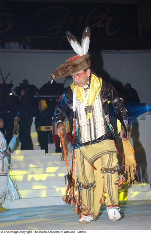 Primary view of [Traditional Performer on Stage]