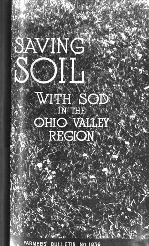 Primary view of object titled 'Saving Soil with Sod in the Ohio Valley Region'.