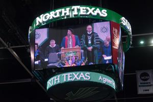Primary view of object titled '[North Texas Jumbotron]'.