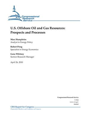 U.S. Offshore Oil and Gas Resources: Prospects and Processes