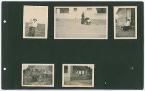 Primary view of object titled '[Page 7 of Byrd Williams Jr. album, 1907-1920]'.