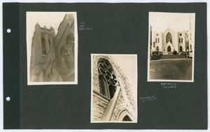 Primary view of object titled '[Page 31 of Byrd Williams III scrapbook]'.