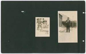 Primary view of object titled '[Page 4 of Byrd Williams Jr. album, 1907-1920]'.
