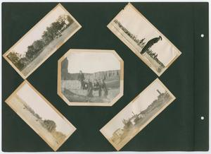 Primary view of [Page 10 of Byrd Williams Jr. scrapbook]