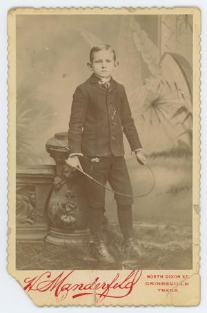 Primary view of [Byrd Williams, Jr.]