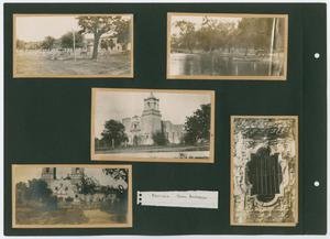 Primary view of [Page 23 of Byrd Williams Jr. scrapbook]