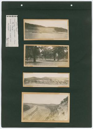 Primary view of [Page 9 of Byrd Williams Jr. scrapbook]