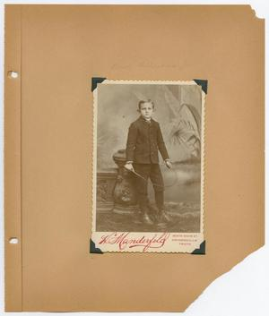 Primary view of [Page 6 of Byrd Williams Sr. album, 1886-1902]