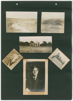 Primary view of [Page 6 of Byrd Williams Jr. scrapbook]