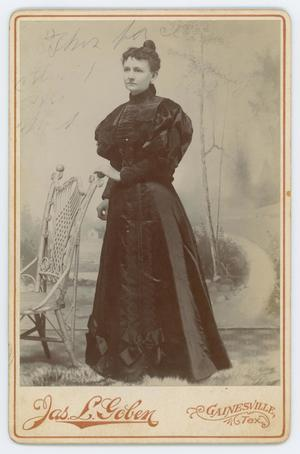 Primary view of [Mary Alice Williams]