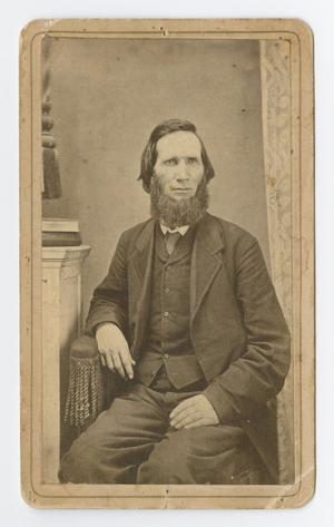 Primary view of [Portrait of Henry Estes]