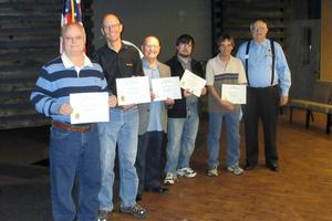 [TXSSAR Members with Certificates]