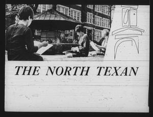 Primary view of object titled 'The North Texan, Volume 18, Number 3, May 1967'.