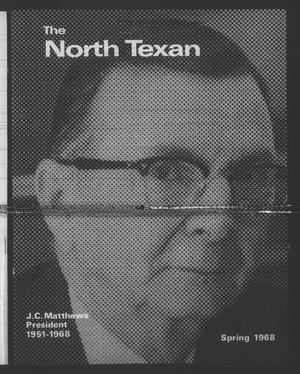 Primary view of object titled 'The North Texan, Volume 19, Number 3, May 1968'.