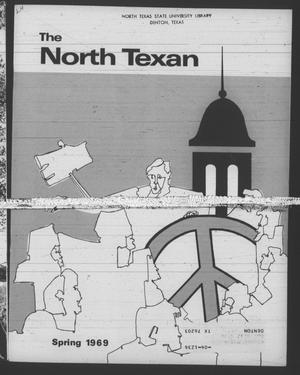 Primary view of object titled 'The North Texan, Volume 20, Number 3, May 1969'.