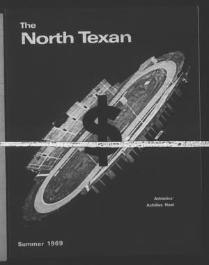 Primary view of object titled 'The North Texan, Volume 20, Number 4, August 1969'.