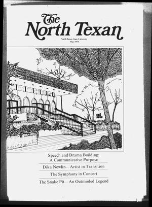 Primary view of object titled 'The North Texan, Volume 24, Number 2, May 1973'.