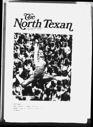 Primary view of object titled 'The North Texan, Volume 25, Number 3, October 1974'.