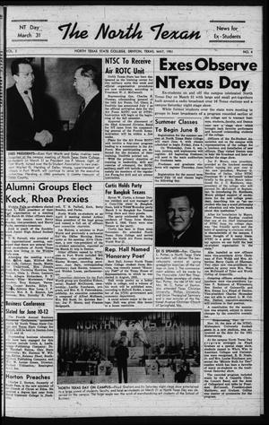 The North Texan, Volume 2, Number 4, May 1951