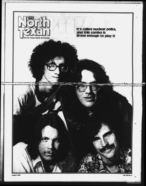 The North Texan, Volume 30, Number 4, August 1980