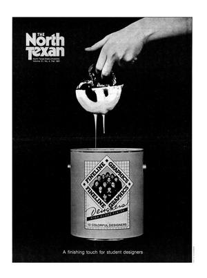 Primary view of object titled 'The North Texan, Volume 31, Number 4, Fall 1981'.